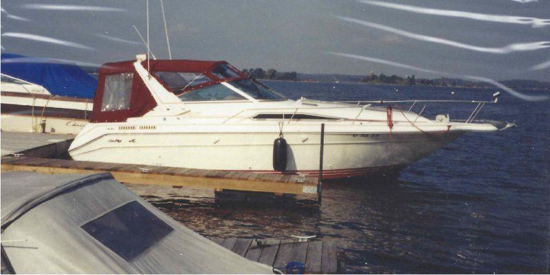 1990 Sea Ray 280   $12,5000